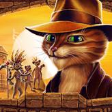 Скриншот из игры Инди Кот